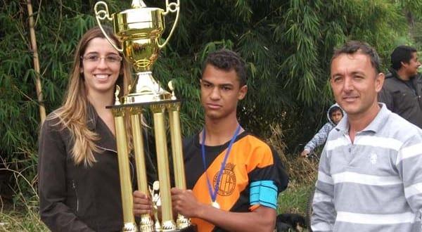 Parque das fontes é campeão da copa de futebol rural de tremembé 2013
