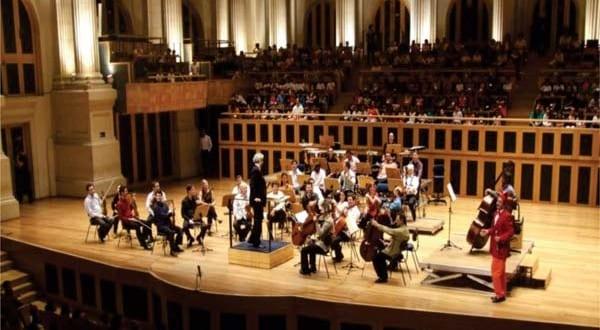 """Professores e alunos irão participar do programa """"descubra a orquestra na sala São Paulo"""""""