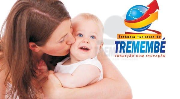 Mamães de tremembé: uma singela homenagem a esse dia tão especial, parabéns!