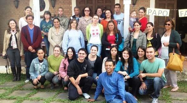 """Secretaria da educação traz o projeto """"papo família"""" para as escolas em parceria com a Unitaú"""