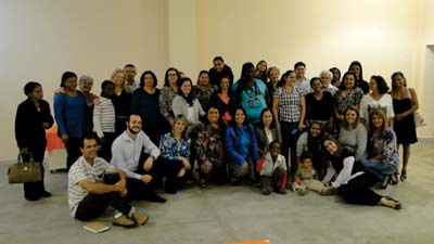 Equipe FAST Tremembé realiza workshop de divulgação do programa em Jacareí