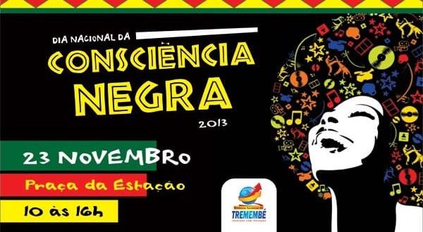 Prefeitura realiza evento em comemoração ao dia nacional da Consciência Negra
