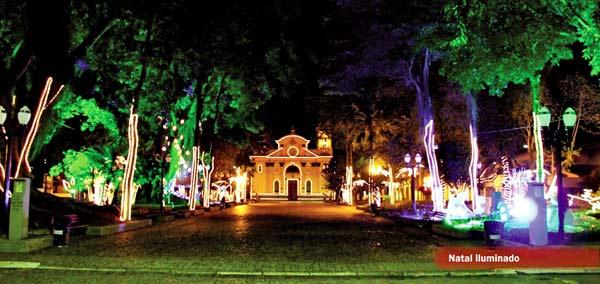 Prefeitura informa: Leilão público de barracas para Natal Iluminado