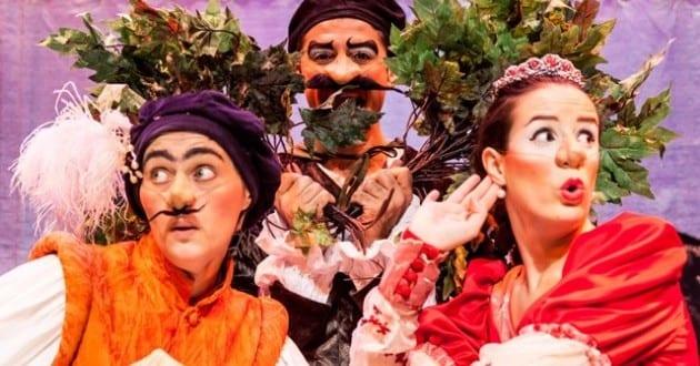 Projeto Fazendo Arte apresenta peças do teatro infantil em Tremembé