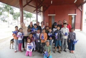 Fundo Social de Solidariedade entrega ovos de páscoa a crianças do Abrigo Municipal, Cras, Peti e Espaço Amigo