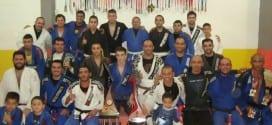 Equipe tremembeense de Jiu Jitsu é bi campeã em Minas Gerais