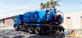 Flor do Vale recebe melhorias no asfalto e desentupimento de galerias de águas pluviais