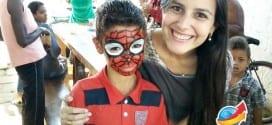 ESF Guedes realiza evento em comemoração ao Dia da Criança
