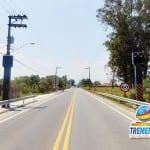Após vários acidentes, lombada eletrônica é instalada em Rodovia no Vera Cruz
