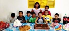 CRAS Maracaibo realiza Festa em Homenagem ao Dia das Crianças