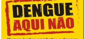 Equipe de Combate a Dengue realiza semana de mobilização contra o mosquito