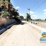Prefeitura inicia implantação de guias e sarjetas na Avenida Agostinho Manfredini