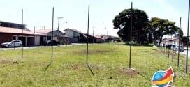 Prefeitura de Tremembé está revitalizando novo sistema de recreio da Flor do Vale