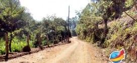 Prefeitura de Tremembé realiza grande trabalho de recuperação de via de ligação com Monteiro Lobato
