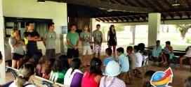 Secretaria de Ação Social realiza passeios com crianças de Projetos Sociais
