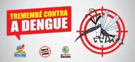 Prefeitura de Tremembé realiza mobilização no município contra a Dengue e Chikungunya