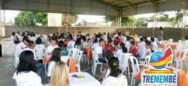 """Rede de Ensino realiza com sucesso """"1º Encontro de alunos de 9º ano da Rede de Ensino de Tremembé"""""""