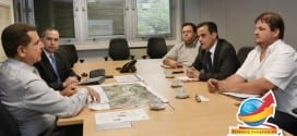 Vocação de Tremembé para receber novos investimentos é tema de reunião de Vaqueli com Investe SP