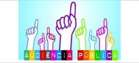 Transparência: Secretaria de Saúde convida população para audiência pública
