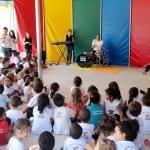 Semana do Voluntariado nas escolas da Rede mobiliza a população de Tremembé