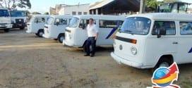 Vaqueli conquista mais 4 Kombis e já bate recorde de aquisição de veículos em apenas 28 meses de gestão