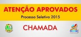 Secretaria de Educação divulga edital de convocação do Processo Seletivo 2015