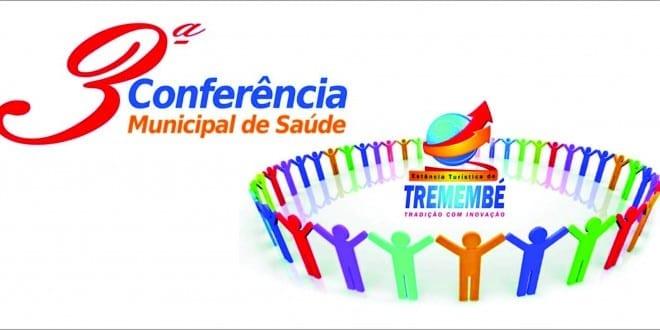 Prefeitura de Tremembé realiza 3ª Conferência Municipal de Saúde