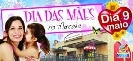 Prefeitura de Tremembé realiza evento em comemoração ao dia das mães no Mercado Municipal