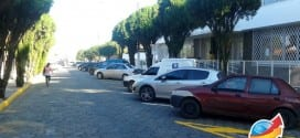 Prefeitura altera forma de estacionamento na Rua Sete de Setembro para 45º e informa futuras mudanças no trânsito