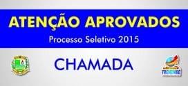 Décimo Quarto Edital de Convocação de chamadas aos aprovados no Processo Seletivo Nº 003/2014 para professor I (substituição e temporário)