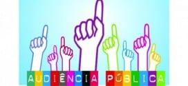 Prefeitura convida população para audiência pública para apresentação da oferta e a produção de serviços na rede assistencial própria e contratada