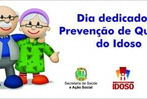 Prefeitura realiza dia dedicado à Prevenção de Quedas do Idoso