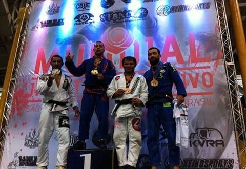 Atletas de Tremembé são campeões mundiais de Jiu Jitsu