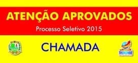 Décimo Oitavo Edital de convocação dos aprovados no Processo Seletivo para Professor I e II