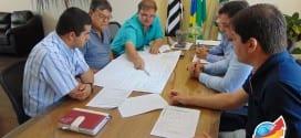 Pré-projeto da Nova Comunidade Santa Bakhita é apresentado ao prefeito