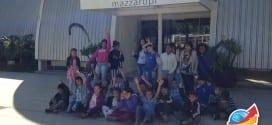 Crianças de Projeto Social do Maracaibo visitam Museu Mazzaropi