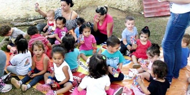 Escolas de Educação Infantil encantam pais e alunos com atividades sobre Folclore