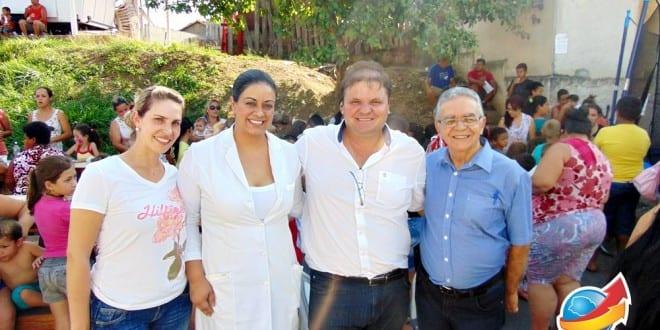 ESF Bairro dos Guedes promove festa para crianças