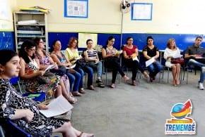 Tremembé realiza o 1º Encontro Regional do Comunidade de Aprendizagem do Vale do Paraíba para comemorar 1 ano de implantação do Projeto