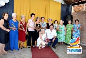 Evento realizado em comemoração ao Dia do Idoso é sucesso em Tremembé