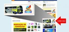 Prefeitura de Tremembé divulga horários e itinerários de ônibus no site