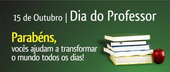 Homenagem do Prefeito Marcelo Vaqueli e da Secretária de Educação Cristiana Berthoud aos professores de Tremembé