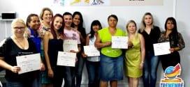 Fundo Social faz entrega de certificados aos formandos do curso de Assistente de Cabeleireiro