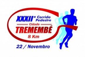 """Últimas Inscrições a R$20,00 (sem camiseta) para a XXXII Prova Pedestre """"Cidade de Tremembé"""""""