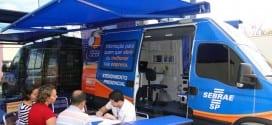 Sebrae Móvel orientará moradores e empresários em Tremembé