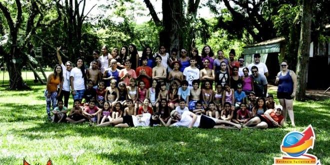 Prefeitura realiza passeio aos alunos do PETI e Espaço Amigo