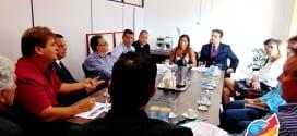 Reunião avalia atual situação das unidades prisionais do município