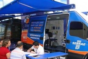 Sebrae-SP oferece atendimento gratuito em Tremembé