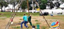 Creches no Jardim Santana e Vera Cruz: Prefeitura realiza sondagem de solo