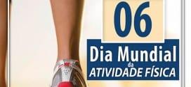 Prefeitura de Tremembé realiza atividades no Dia Mundial da Atividade Física